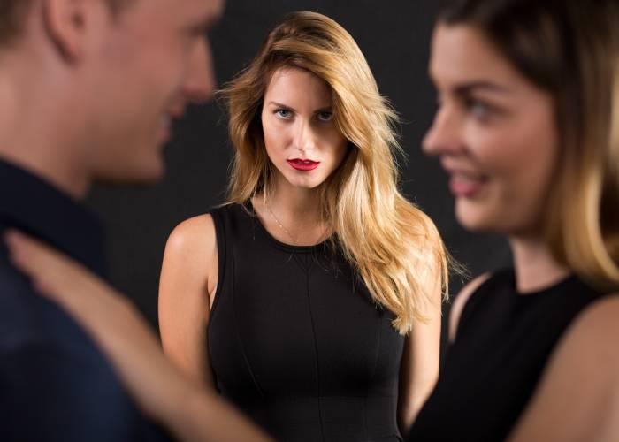 Hai un problema: un uomo sposato è interessato a te