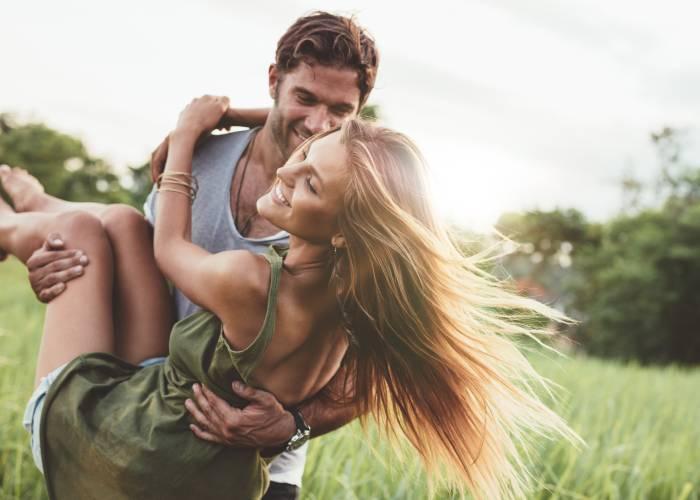 È vero che in amore gli uomini e le donne sono uguali