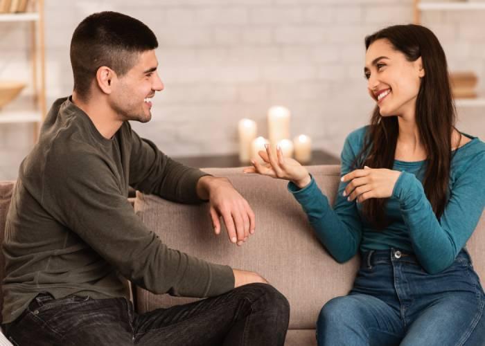 Trova le domande giuste da fare al fidanzato