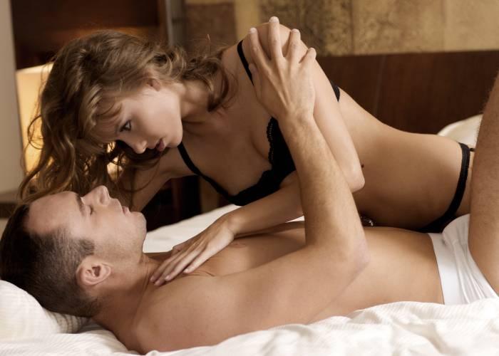 Quando l'uomo non bacia non sempre è un campanello d'allarme