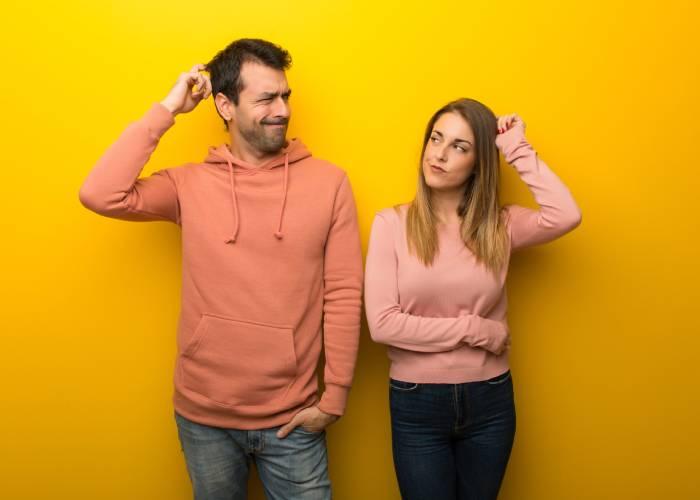 Calcola la vostra affinità di coppia secondo i vostri nomi