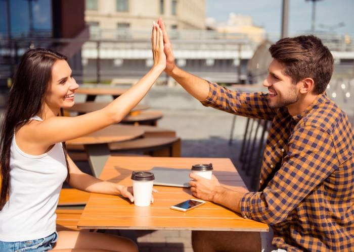 L'amicizia tra uomo e donna esiste ed è anche molto diffusa
