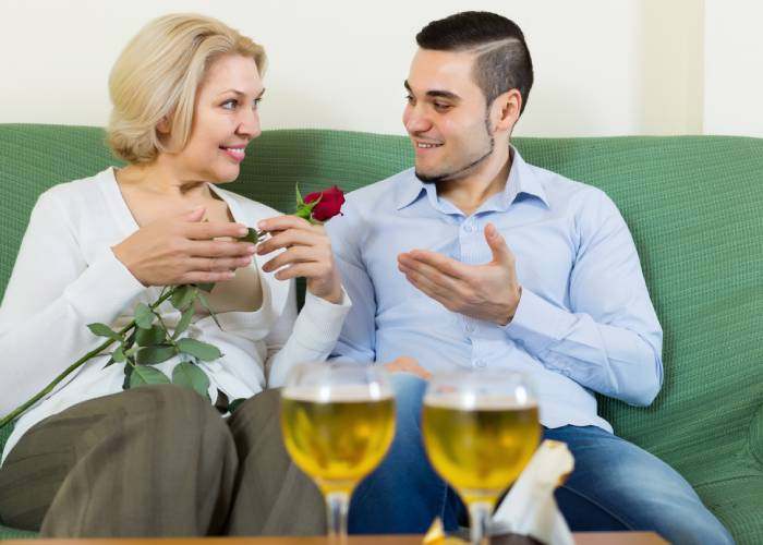 Come incontrare donne mature