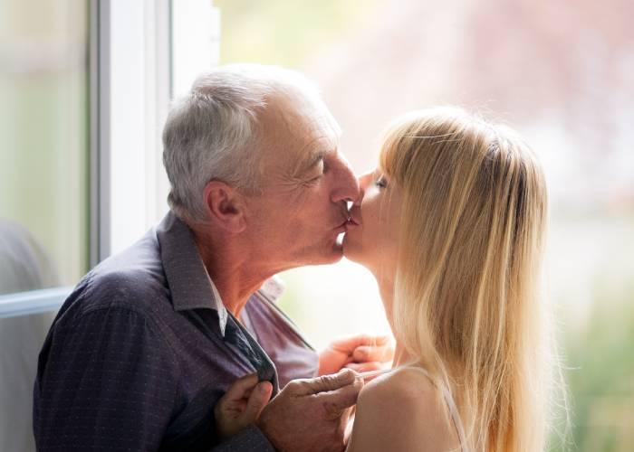 Innamorarsi di un uomo di 60 anni